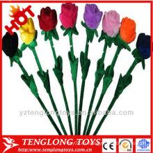 Venta al por mayor Flor Plush Flor Artificial