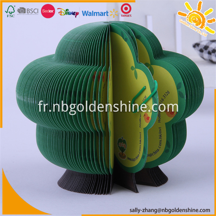 3d Fruit Shape Sticky Note