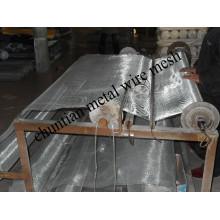 Pantalla de ventana de acero inoxidable 16mesh para anti mosquitos