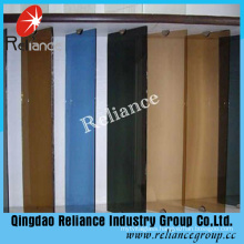 6mm Golden Bronze Float /Tinted Float Glass for Building