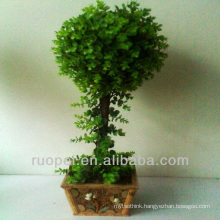 Artificial Topiary Trees Potted For Home Decor