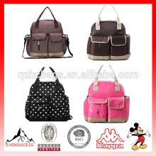 Горячая распродажа Многофункциональный детские сумки для мамы пеленки мешок