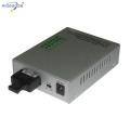 10 / 100M Singlemode 4 Ethernet Ports LWL Medienkonverter