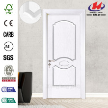 JHK-007 Popular Design CE Whiter Primer Villa French Door