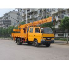 New JMC vehicle mounted access platforms for sale