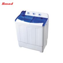 Roupa do bebê do aparelho electrodoméstico Máquina de lavar roupa da cuba do gêmeo