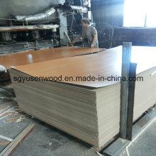 2.5mm 3mm Thin MDF Board E1 MDF Board Melamine MDF