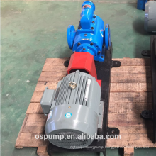 High temperature and high viscosity crude oil pump