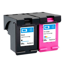 hight quality compatible ink cartridge for  64xl use for printer