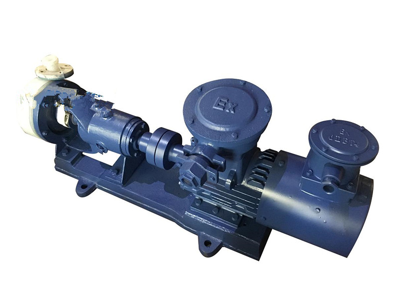 FSB type explosion-proof fluoroplastic alloy pump 3