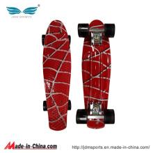 PP Material Spiderman Kids Penny Board