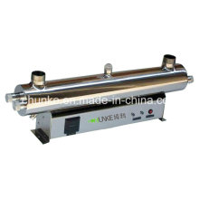 Chunke Stainless Steel Drinking Water UV Sterilizer Ck-UV3t