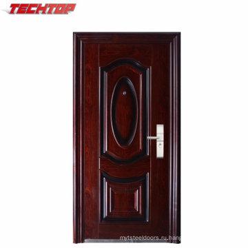 ТПС-068 металлический охраны плоские наружные двери