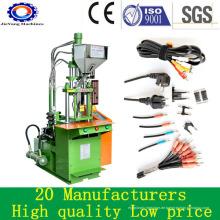 Kleine Kunststoffspritzgießmaschine für Steckverbinder Kabel