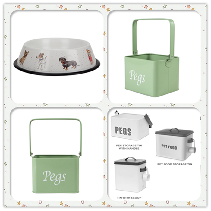 Pet food caddy manufacturer