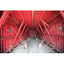 Bridge Building Concrete Prefab Pipe Gallery Mould