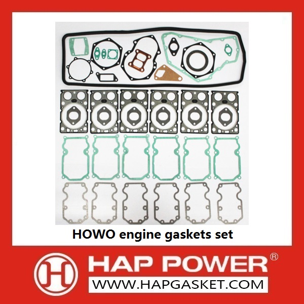 HAP-HD-019 HOWO engine gaskets set