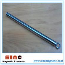 Barre séparatrice magnétique