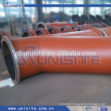 high pressure y branch pipe fitting with flanges (USB036)