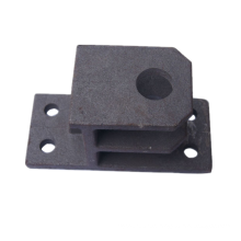 ISO9001:2008 passed OEM service ductile iron cast part