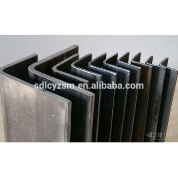 Professional steel 45 degree angle iron with cheap price