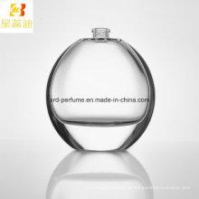 Garrafa de vidro do perfume do projeto da forma do preço de fábrica