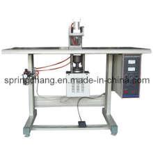 Paciente delantal de la bata de costura de costura de soldadura que hace la máquina (JT-60)