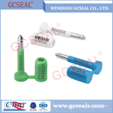 China Wholesale Custom Finger press container security seal