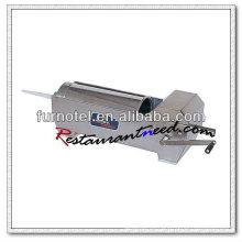 Relleno rápido manual de la salchicha F134 de la encimera