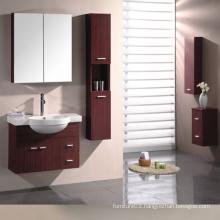 Melamine Surface Bathroom Vanity with Good Quality (SW-PB183)