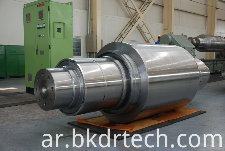 Cold Rolling Mill Backup Rolls