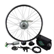 Meilleur vente Chine usine directe fournir pas cher prix vélo électrique kit 350 W