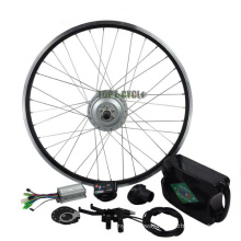 top elcycle CE pass high quality electric bicycle hub motor kit made in china