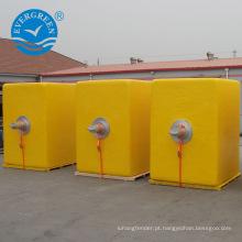Bóia de espuma Espuma flutuante (revestimento PU, EVA Core)