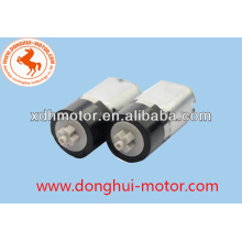 motor plástico padrão da engrenagem de 10mm para o fechamento, motor 6v 12v dc 10mm da engrenagem