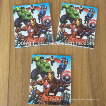 Custom Marvel Printed Note Pad Promotional Gift Notepad