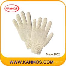 Т / С Хлопок промышленной безопасности рабочие перчатки для минимального риска (61002TC)
