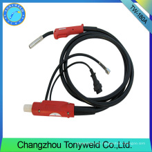 Panasonic type welding torch TW-180A MIG MAG CO2 welding torch