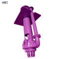40 MSP Vertical Slurry Mining Wasserindustrie versenkbare Wasserpumpe