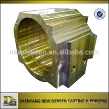 China customized steel foundry casting parts