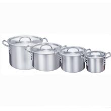 Batterie de cuisine en aluminium pour fruits de mer