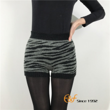 Elastic Pants Short For Women