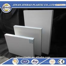 paneles de pared del PVC del precio barato de fábrica a prueba de agua
