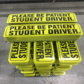 Magnet New Sticker Driver Étudiant