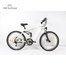 M6 Bafang rear hub motor electric mountain bike Mountain Electric Bicycle 2017