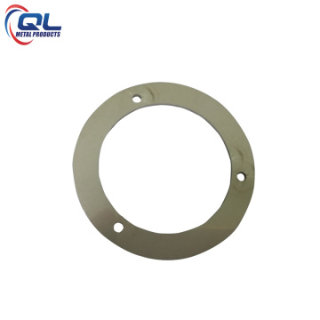 Stainless Steel Circular Sheet Metal Parts Fabrication
