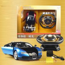 1: 14 Bugtoti Veyron Miúdos Electric Toy Car com R / C
