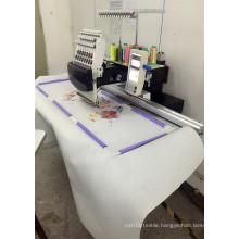 Single Head Computerized Embroidery Machine Embroidery Area 360*1200mm