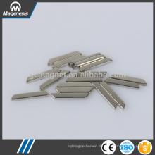 Good reputation first choice plating ndfeb ring magnet