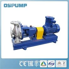Horizontal chemical water pump